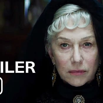 Watch: First Trailer for Winchester Starring Helen Mirren