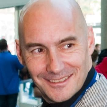 """Grant Morrison Talks Happy! and How Networks Now Want """"More"""""""