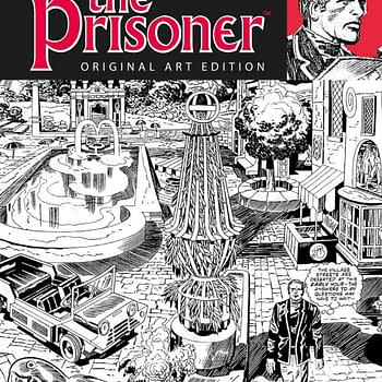 Titan to Release Unpublished The Prisoner Comics by Jack Kirby Gil Kane and Steve Englehart
