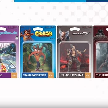 Some Of PlayStations Most Recognisable Faces are Getting Amiibo-Like Figures
