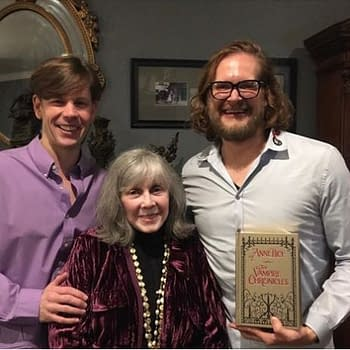 Bryan Fuller Officially Joins The Vampire Chronicles Creative Team