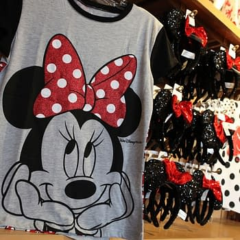 Disney World is Going All Out for National Polka Dot Day