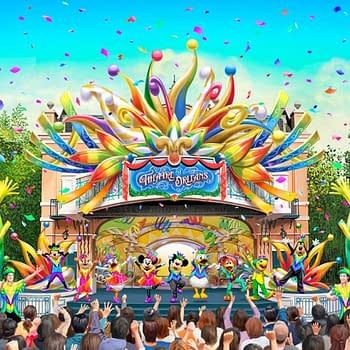 Tokyo Disneyland to Kick Off 35th Anniversary Party this April
