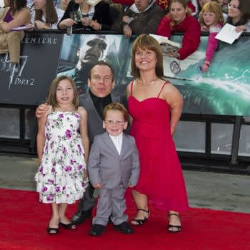 Warwick Davis Calls Out Twitter for Abuse Policy; Twitter Actually Listens