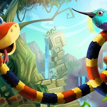 Snake Pass Arcade Mode Asks You to be a Snake Only Faster