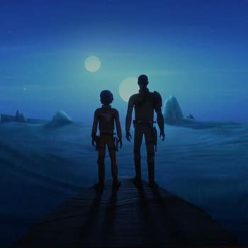 Watch: Finally Star Wars Rebels Trailer for the Final Season