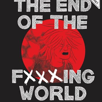 Fantagraphics Reprints The End Of The F***ing World After a Certain TV Show Hits Netflix