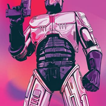 Brian Wood and Jorge Coelhos Robocop: Citizens Arrest Looks to Explore Social Justice