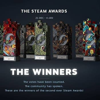 The Steam Awards Winners are Announced as Cuphead PlayerUnknowns Battlegrounds and The Witcher 3: Wild Hunt Feature