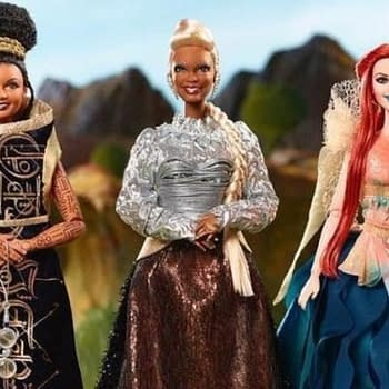 Disney Unveils A Wrinkle in Time Barbie Series