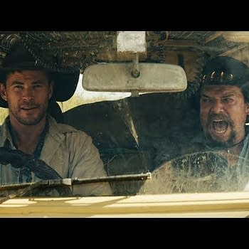 Super Bowl Ad Danny McBride and Chris Hemsworths Dundee Comes Clean About Viral Hoax