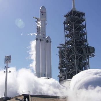 SpaceX Is Less Than 15 Minutes From Launching Falcon Heavy