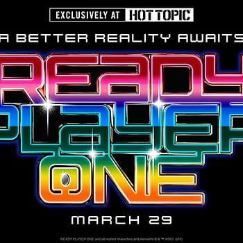 Ready Player One: Hot Topic Releases Their Merchandise And We Need It ALL