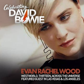 Evan Rachel Wood Joins 2018 Celebrating David Bowie Tour