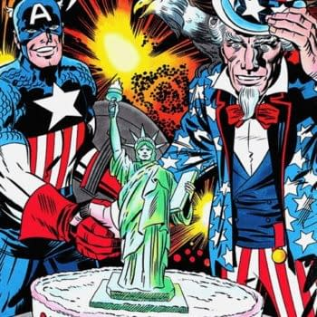 Marvel Comics to Relaunch Captain America #1 On the Fourth Of July, 2018