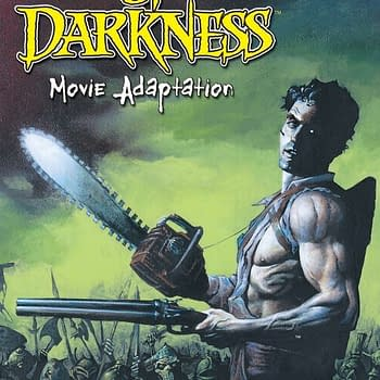 Read: Army of Darkness Move Adaptation #1 by John Bolton