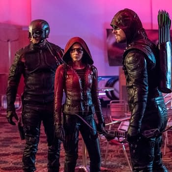 Arrow Season 8: Willa Holland Returns Recurs as Thea Queen