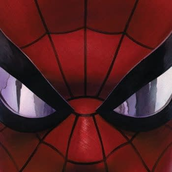 Amazing Spider-Man #796 cover by Alex Ross
