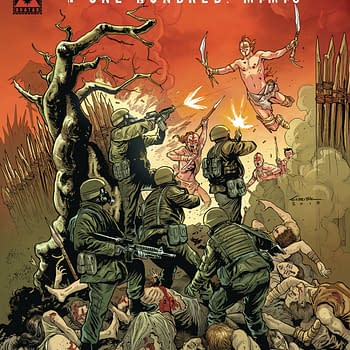 Battlships War in Uber and Crossed Continues Moores Saga: Avatar Press May 2018 Solicits