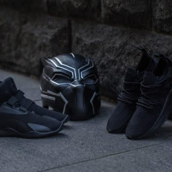 BAIT Puma Black Panther Shoes 1