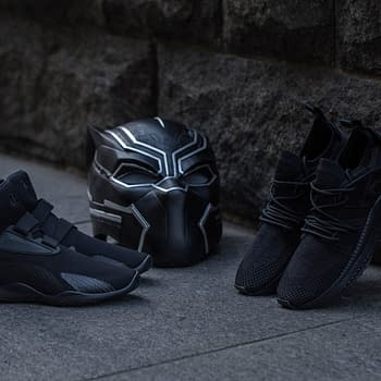 Black Panther Puma Exclusive Shoes and Apparel Coming to BAIT Saturday