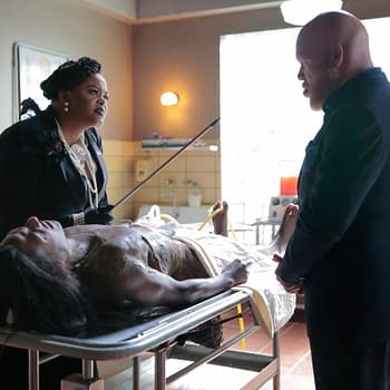 Black Lightning Season 1: Lady Eve Accuses Tobias Whale of Lying on His Resume