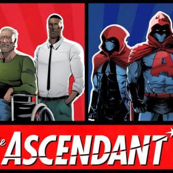 ascendant kickstarter comics