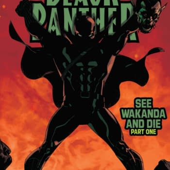 5 Days of Black Panther Day 4: Black Panther Fends Off the Secret Invasion