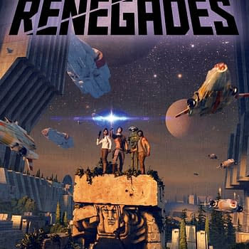 Michael Moreci Talks Black Star Renegades Wasted Space and the Snyder Cut
