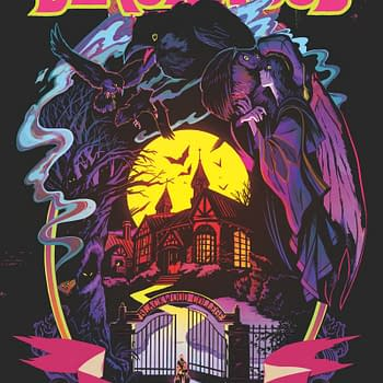 Evan Dorkin Fishes Launch Unofficial Beasts of Burden Spinoff Blackwood at Dark Horse