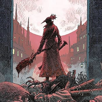 Bloodborne #1 Review: Enthralling Action-Horror for Both Fan and Newcomer