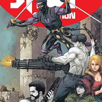 Bloodshot Salvation #6 (Late) Review: Some Emotional Weight and Incredible Artwork