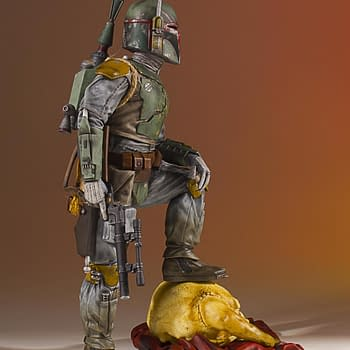 Boba Fett Coming to Gentle Giants Collectors Gallery Statue Line