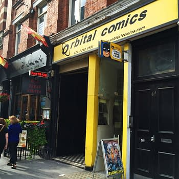 Orbital Comics of London to Get a Late-Night Vegan Dessert Bar