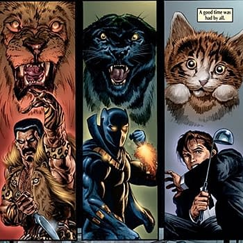 5 Days of Black Panther Day 2: Christopher Priests Black Panther #1-12
