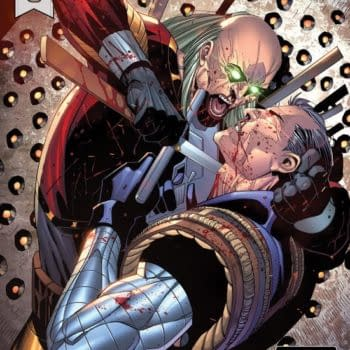 X-Men: Bland Design – Don't Lose Your Head! It's Cable #154