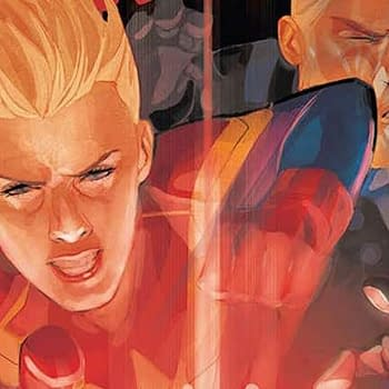 Captain Marvel #128 Review: The One Where Thanos is a Hero