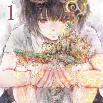 Children of the Whales manga