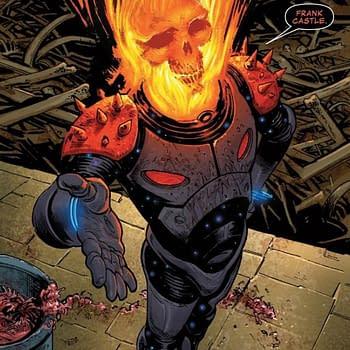 Marvel Rumours Spilling Out of ComicsPRO &#8211 A Cosmic Ghost Rider Series