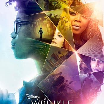 A Wrinkle in Time Gets a Trippy New Poster Plus a Behind-the-Scenes Featurette