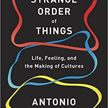 Antonio Damasio The Strange Order of Things, Hardcover