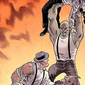 Damned #8 Review: Major Confrontation and Revelations in the Occult Crime
