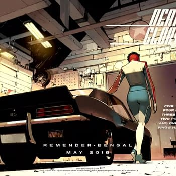 Image Expo 2018: Rick Remender Unveils Death and Glory