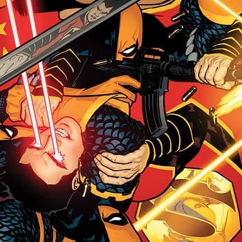 Deathstroke #28 Review: Back to Basics for Slade Wilson