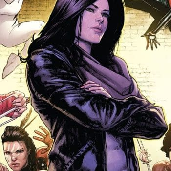 Defenders #9 cover by David Marquez and Justin Ponsor