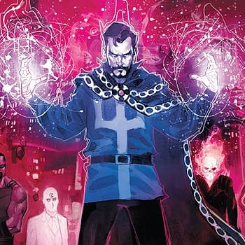 Doctor Strange Damnation #1 Review: Your Favorite Heroes Are Terrible People