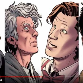 Doctor Who: Lost Dimensions