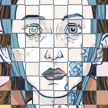 Eternity Girl #1 cover by Sonny Liew