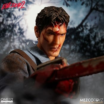 Evil Dead Fans: One:12 Collective is Taking Preorders for Ash Now