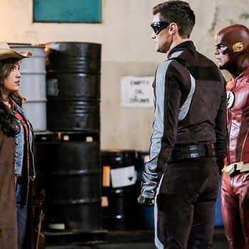 The Flash Season 4 Episode 14 Recap: Subject 9